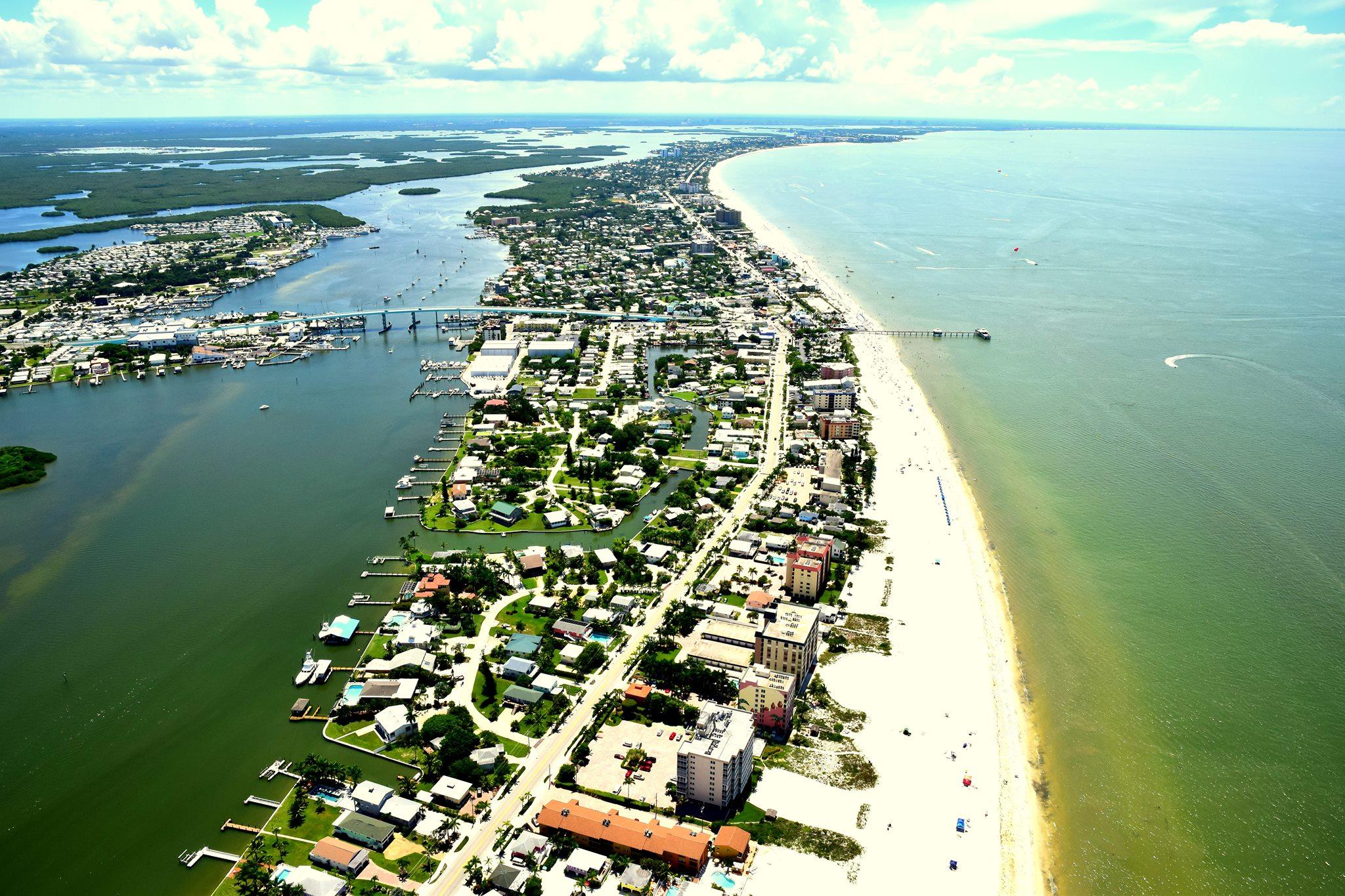Florida Gulf Coast - Fort Myers Beach Area