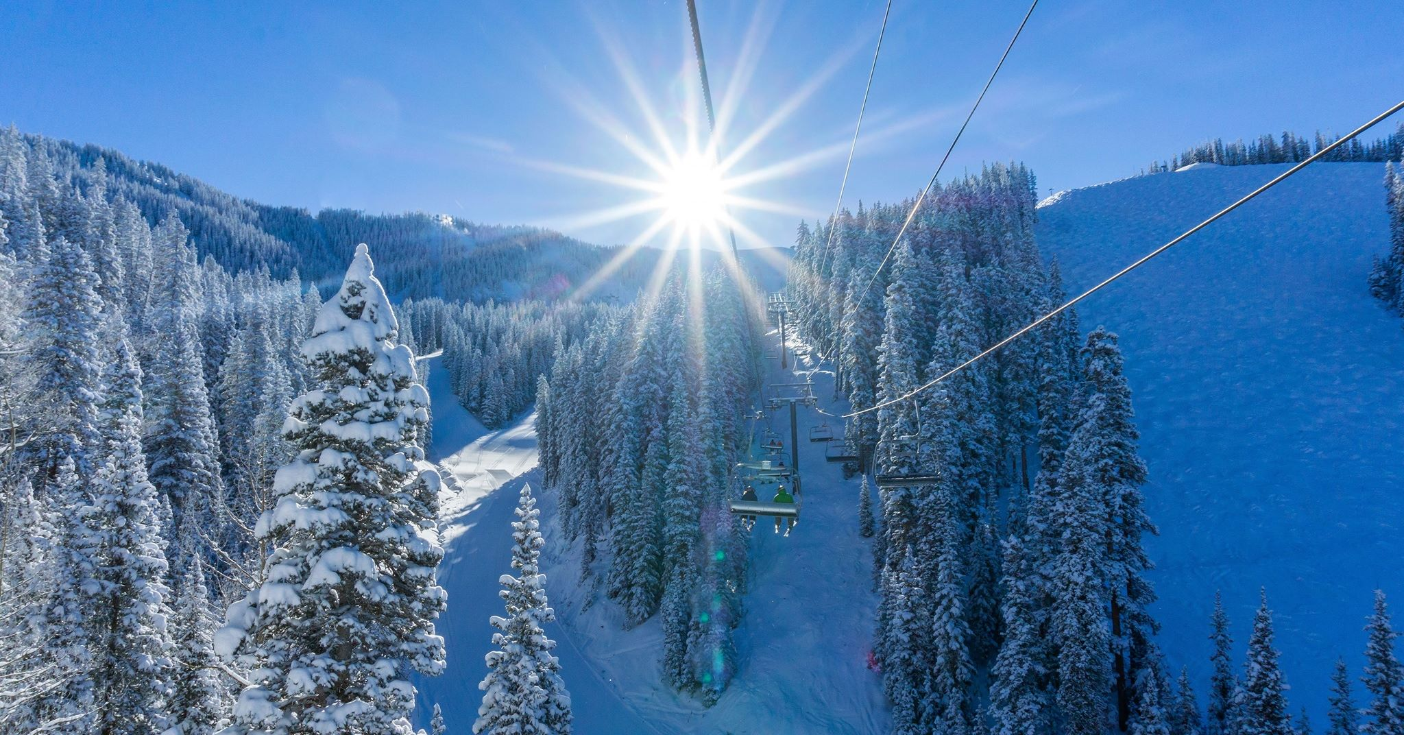 Accommodations In Telluride Colorado Ullr Ski Lift and Slope