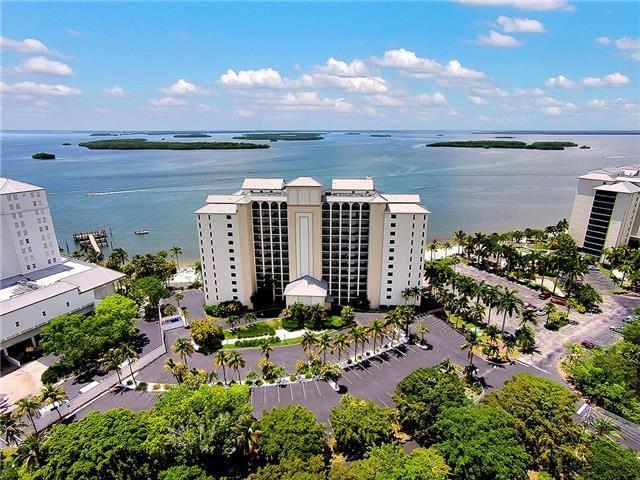 Accord Real Estate Group Vacation Rentals Bay View Tower Sanibel Harbour Resort San Carlos Bay Florida