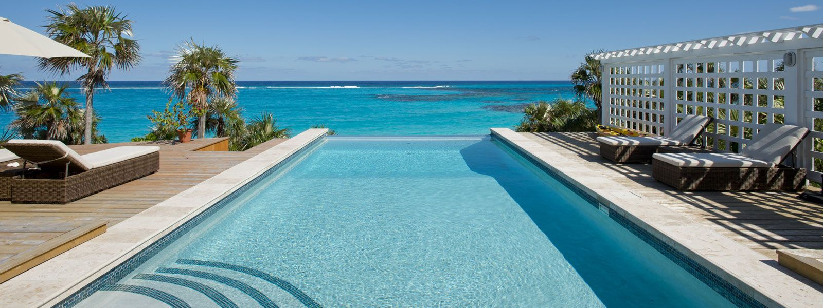 Bahamas oceanfront vacation home