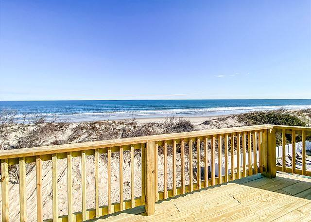 Beach Realty Corolla Outer Banks Oceanfront Vacation Rental Home