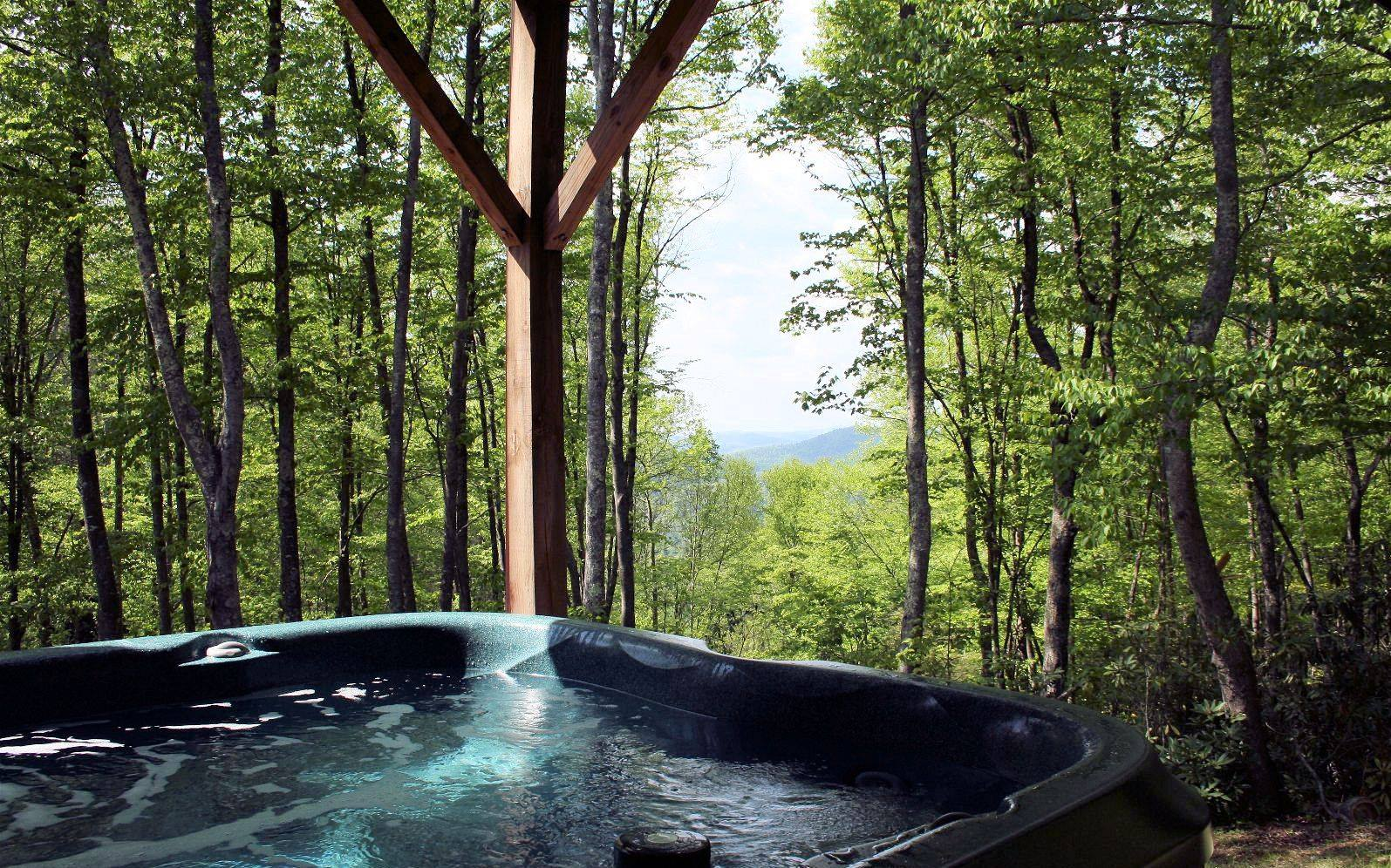 Blue Ridge Mountain Rentals Boone North Carolina Property Rental with Hot Tub