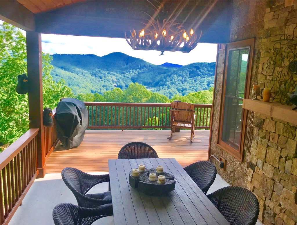 Blue Ridge Mountain Rentals Eagles Nest Vacation Property
