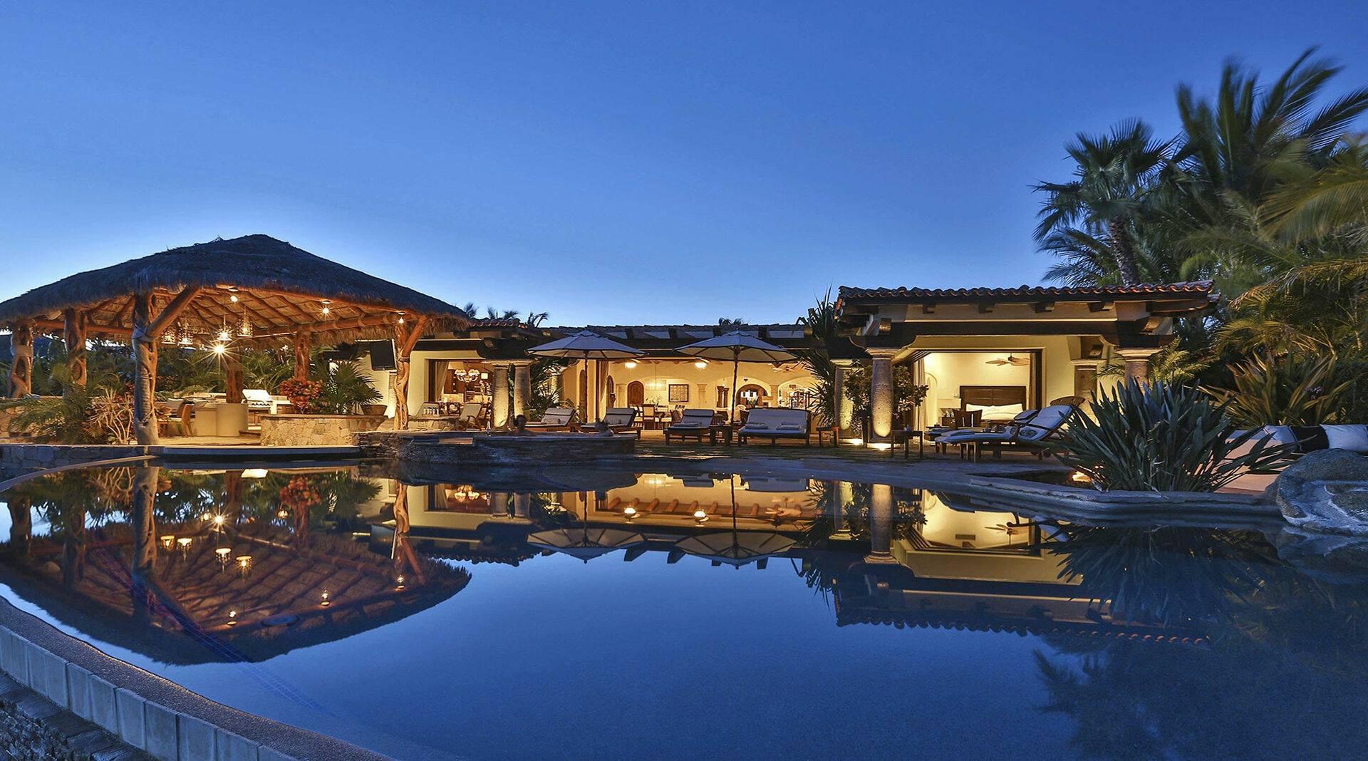 Cabo Platinum Cabo San Lucas Villa Rental Property.