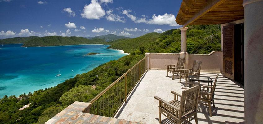 Cimmaron St John Property Management Vacation Rental Company Caribbean