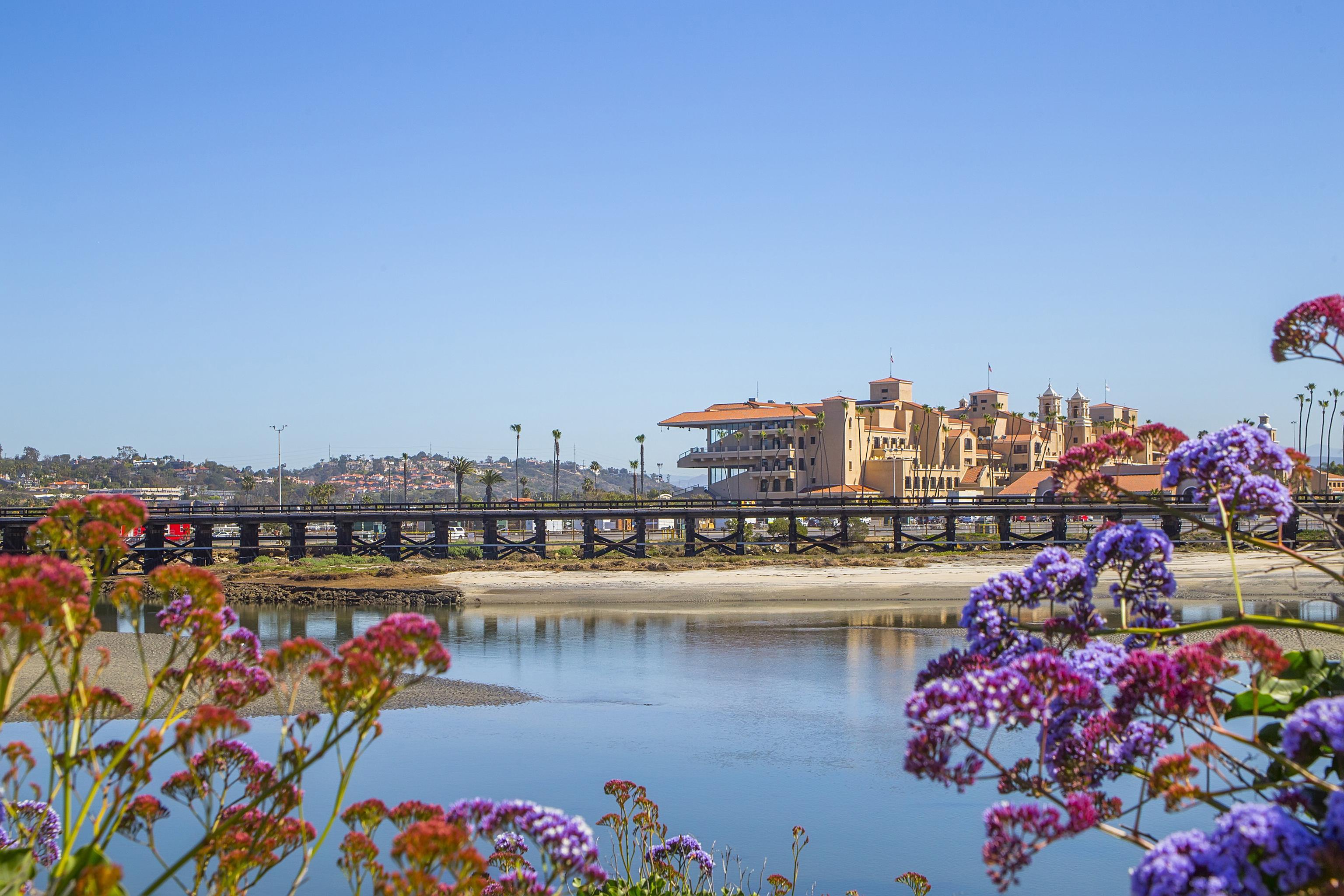 Del Mar California Race Track San Diego Area