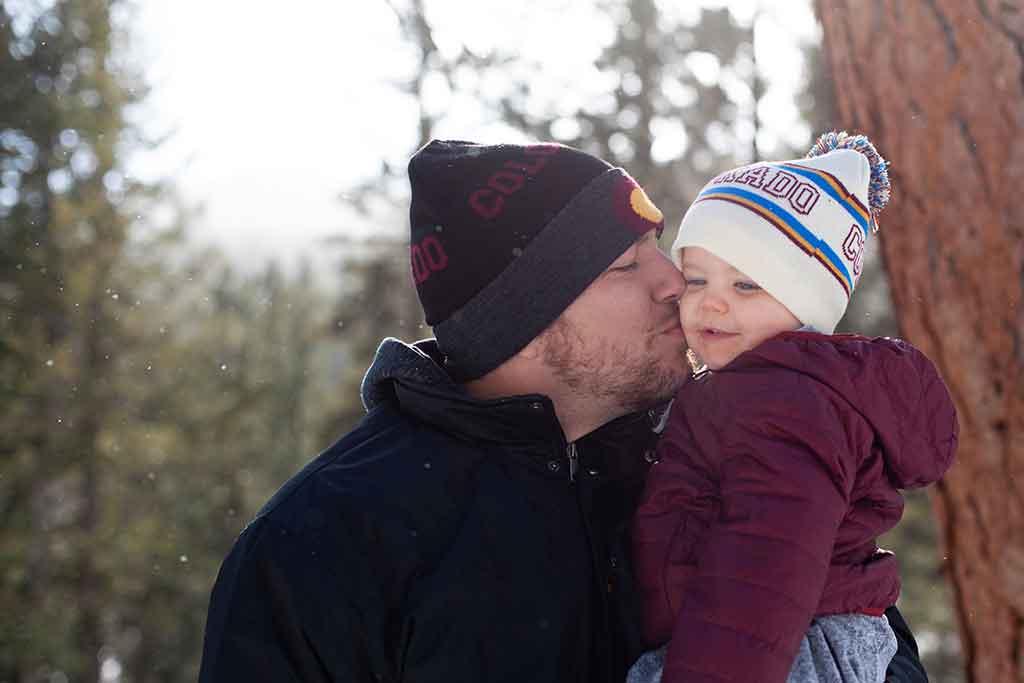 Family Vacation in Vail Colorado