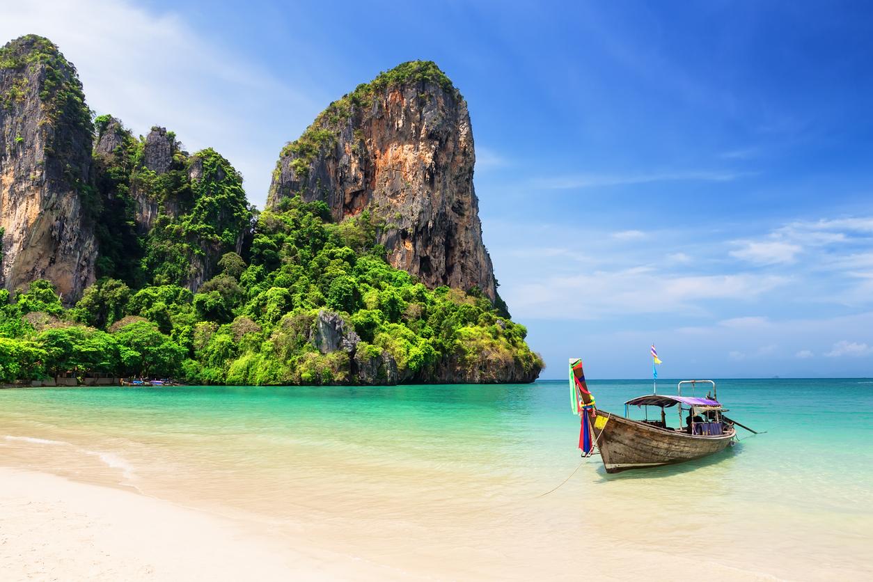 Gap Year Destinations Thailand Railay Beach