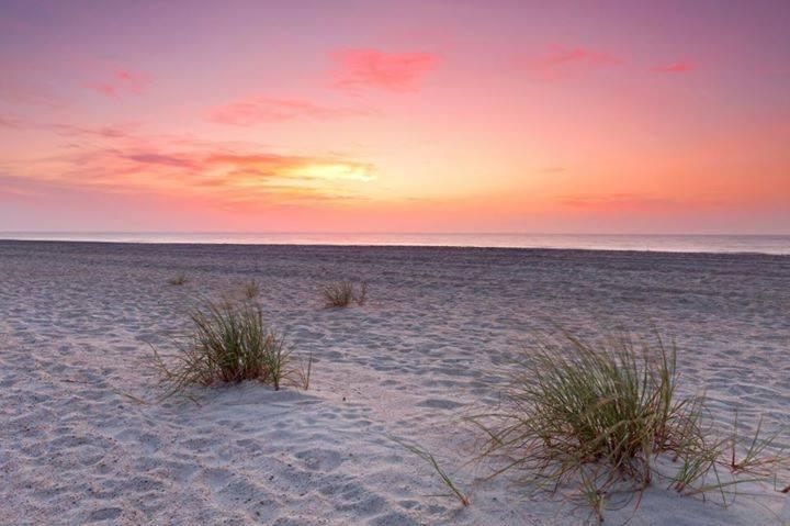 Holiday Isle Properties Destin Area Beach Sunset.