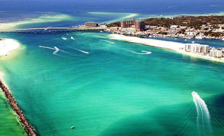 Holiday Isle Properties Destin Area Florida Emerald Coast