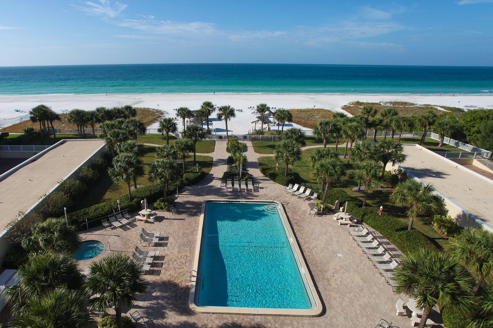 Horizons West Association Siesta Key Crescent Beach Sarasota Area Florida
