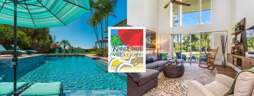 Kona Coast Vacations Rental Management Company Kona Kohala Coast Waikoloa Village Big Island Hawaii
