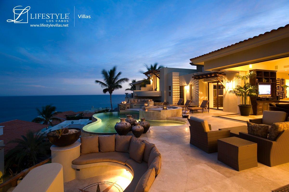 LIFESTYLE Villas Los Cabos Cabo San Lucas Mexico Luxury Vacation Villa