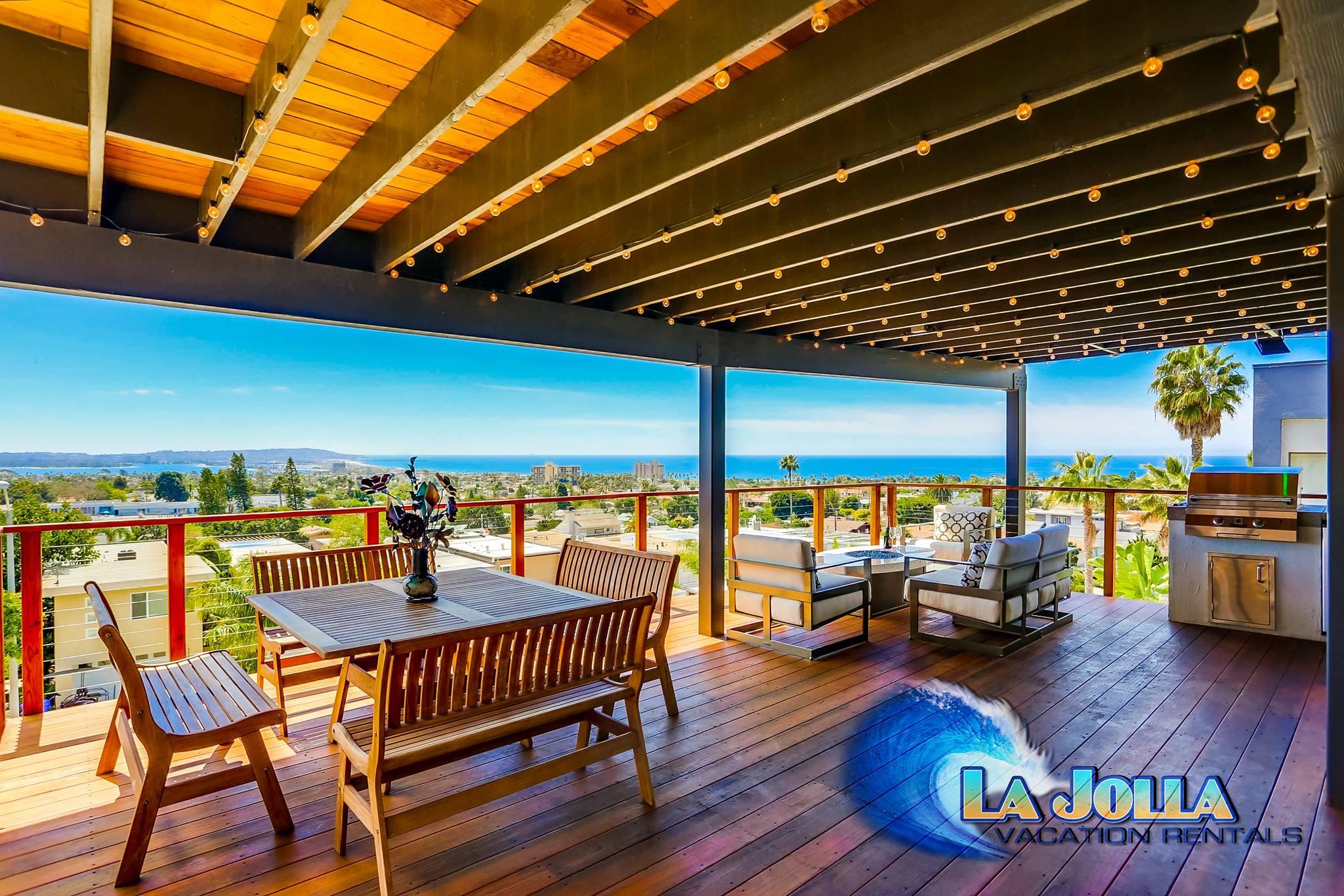 La Jolla Vacation Rentals CA Ocean View Property Rental.