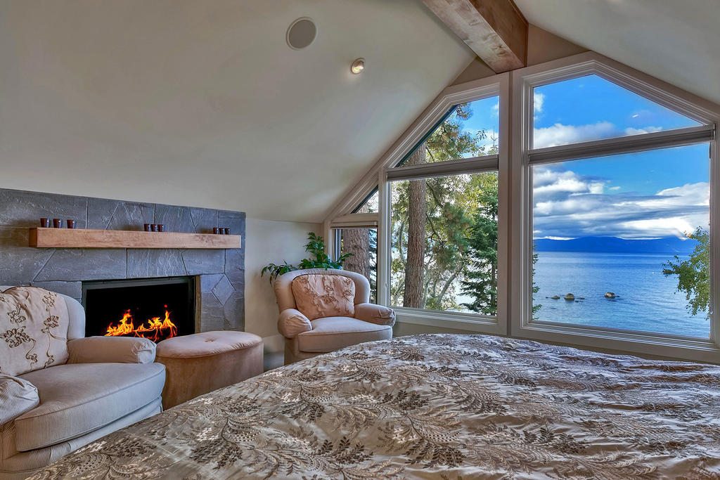 Lake Tahoe Accommodations Amazing Views from a Vacation Rental on Lake Tahoe