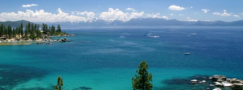 Lake Tahoe Accommodations View of Lake Tahoe