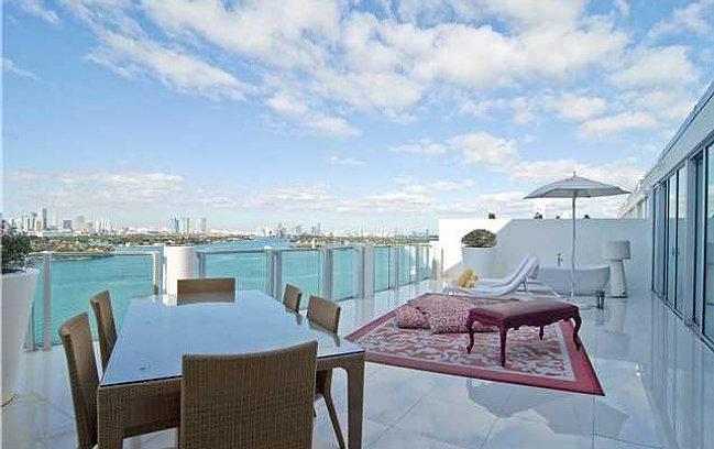 Luxe Miami Condos Mondrian Tower Luxury Suite