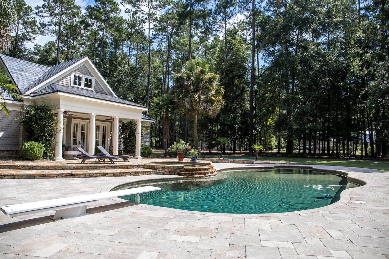 Luxury Furnishings Rental Property.