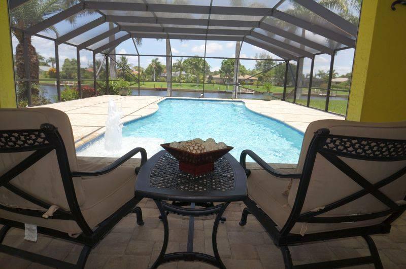 MHB Property Management Cape Coral Florida Villa CasaDeLo Rental Home