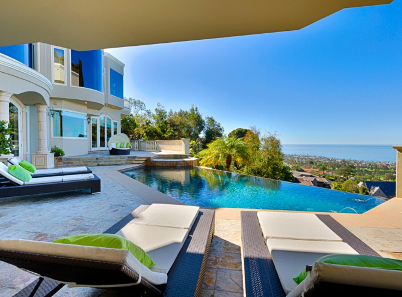 Monarch Luxury Villas La Jolla Southern California Luxurious Vacation Rental Home