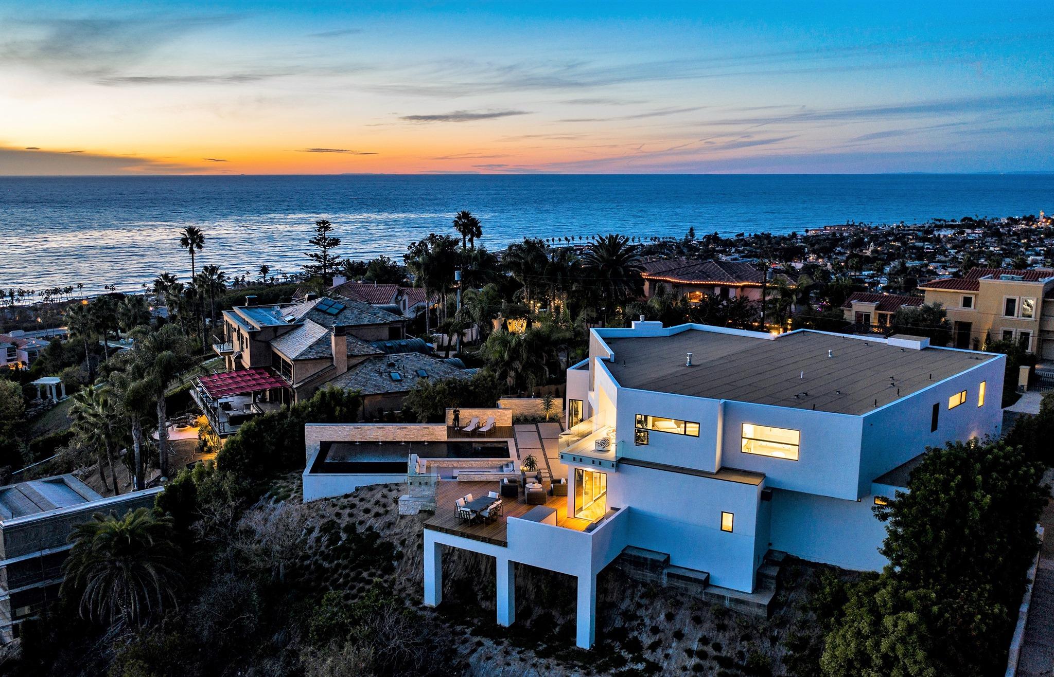 Monarch Luxury Villas La Jolla San Diego Area Southern California Luxurious Vacation Rentals