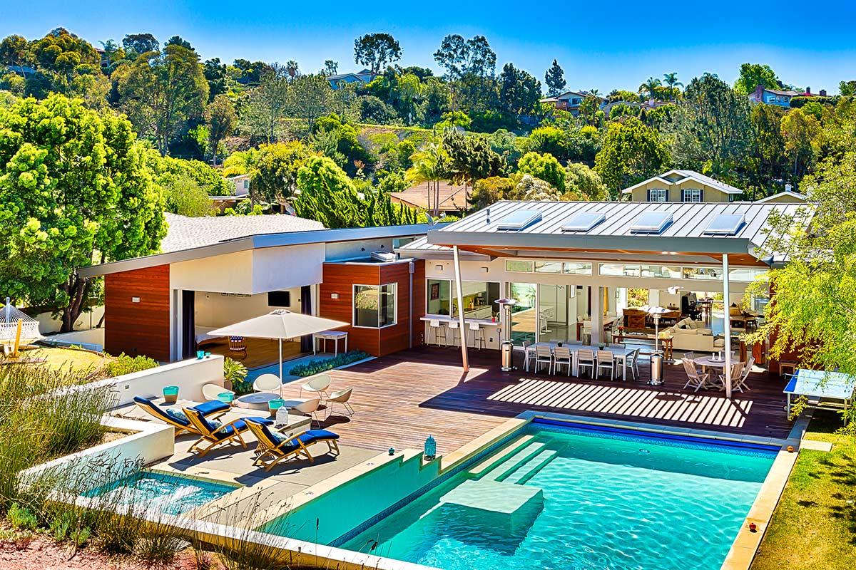 Monarch Luxury Villas La Jolla Southern California Vacation Rental Home