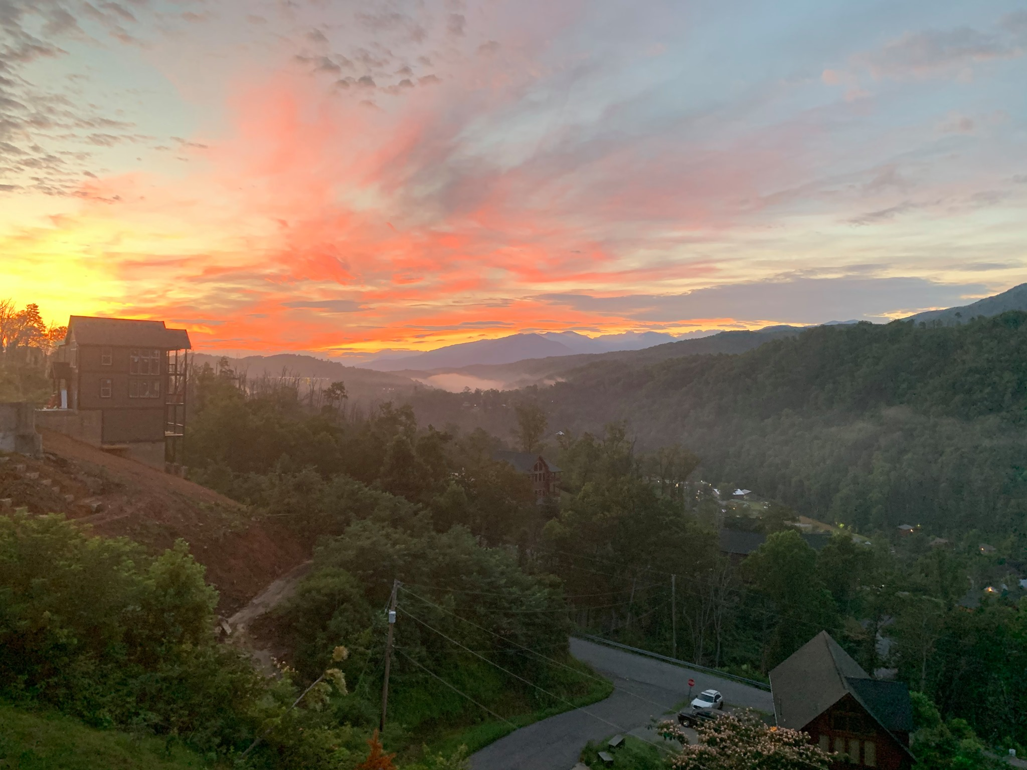 Mountain Home Retreats Great Smoky Mountains Tennessee Vacation Rentals