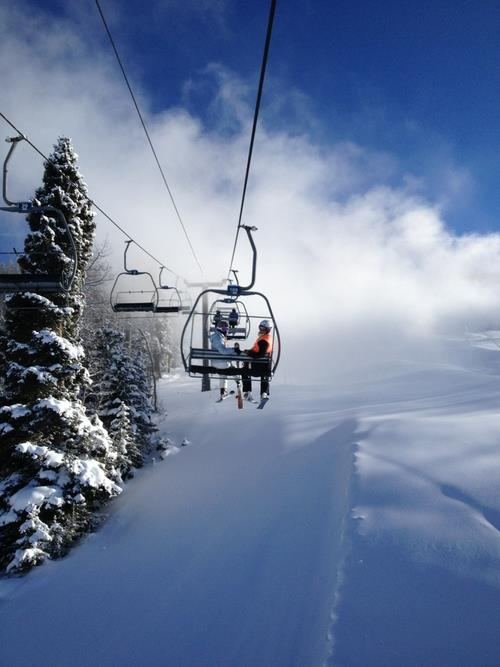 Crested Butte Mountain Ski Resort located in Mt Crested Butte