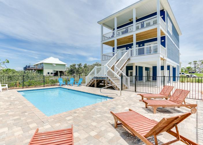 Natural Retreats Cape San Blas Florida Vacation Rental Property