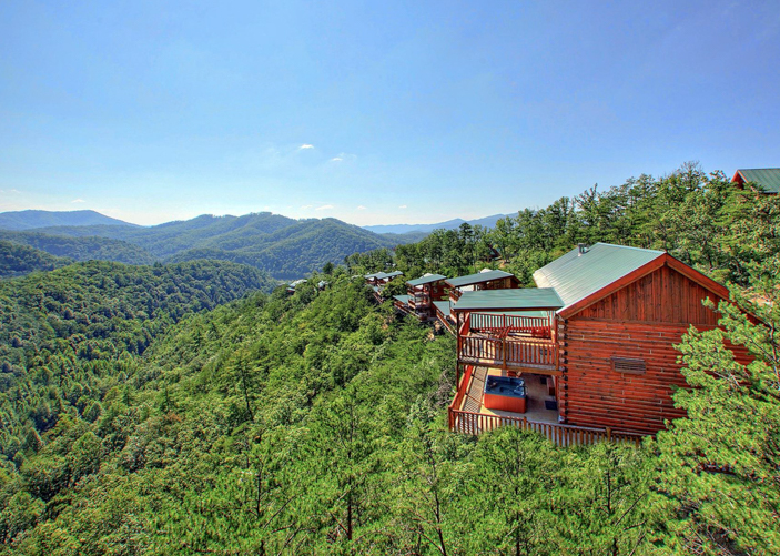 Natural Retreats Great Smoky Mountains Brothers Cove