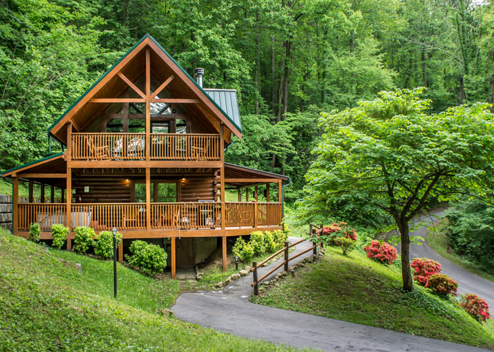 Natural Retreats Great Smoky Mountains Tennessee