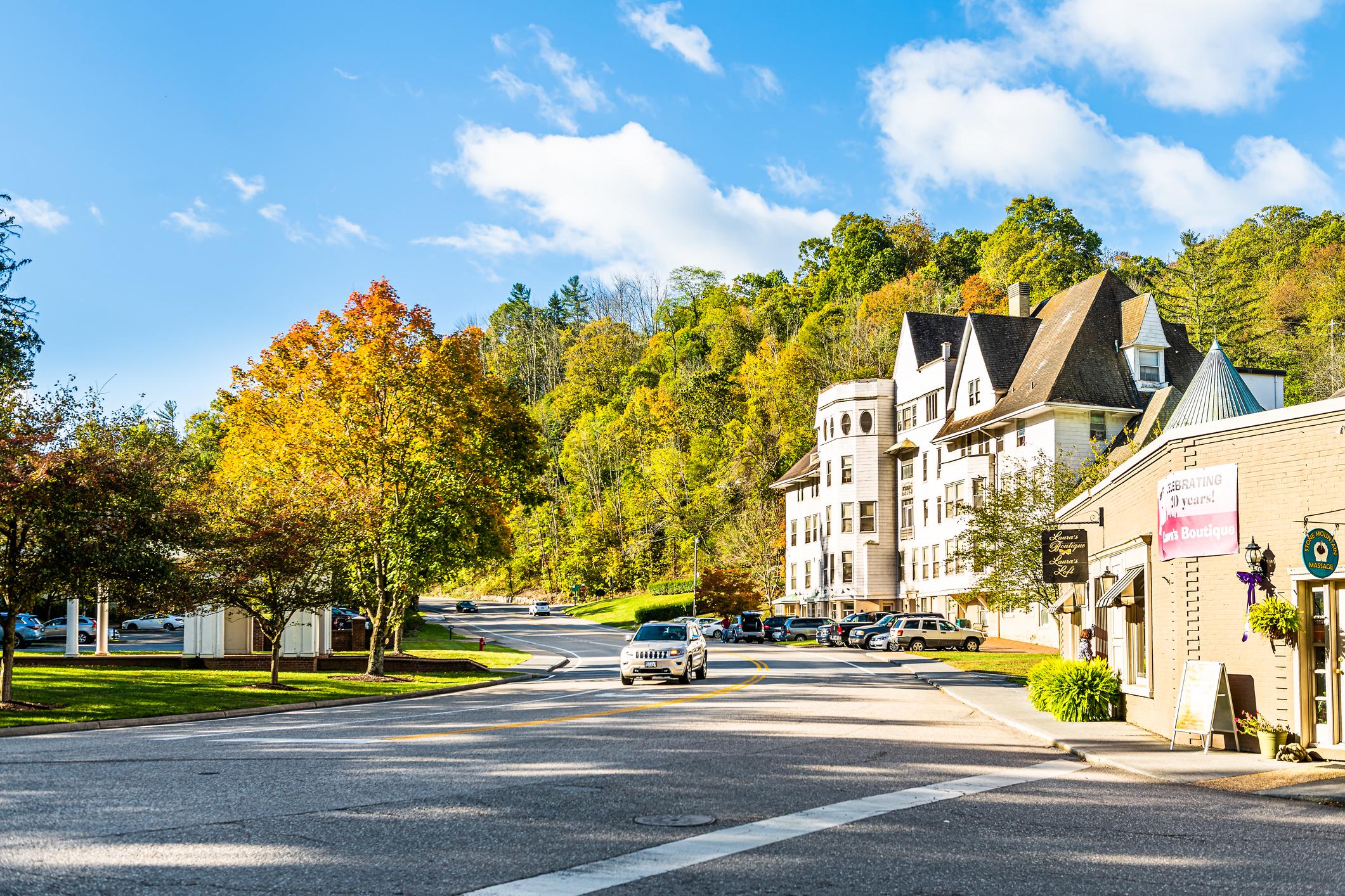 Natural Retreats Hot Springs Virginia Vacation Rental Management Company