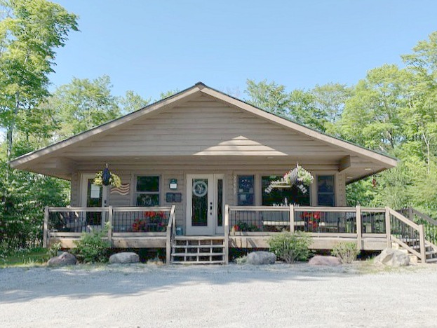 Northern Properties of Drummond Island Vacation Rental Management Company Office Michigan