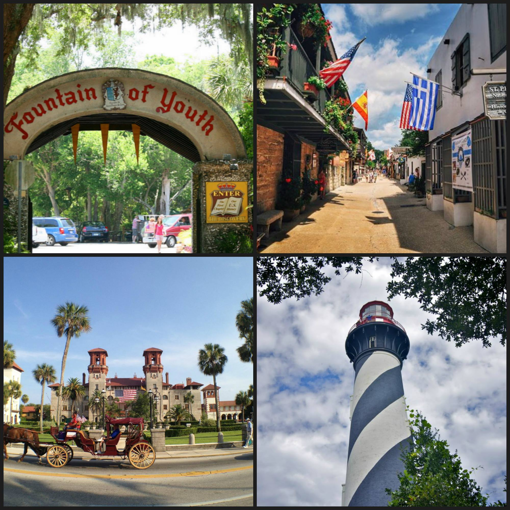Ocean Gallery Resort St Augustine Florida Things To Do