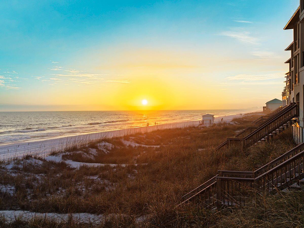 Ocean Reef Vacation Rentals Real Estate Sunset Destin Florida