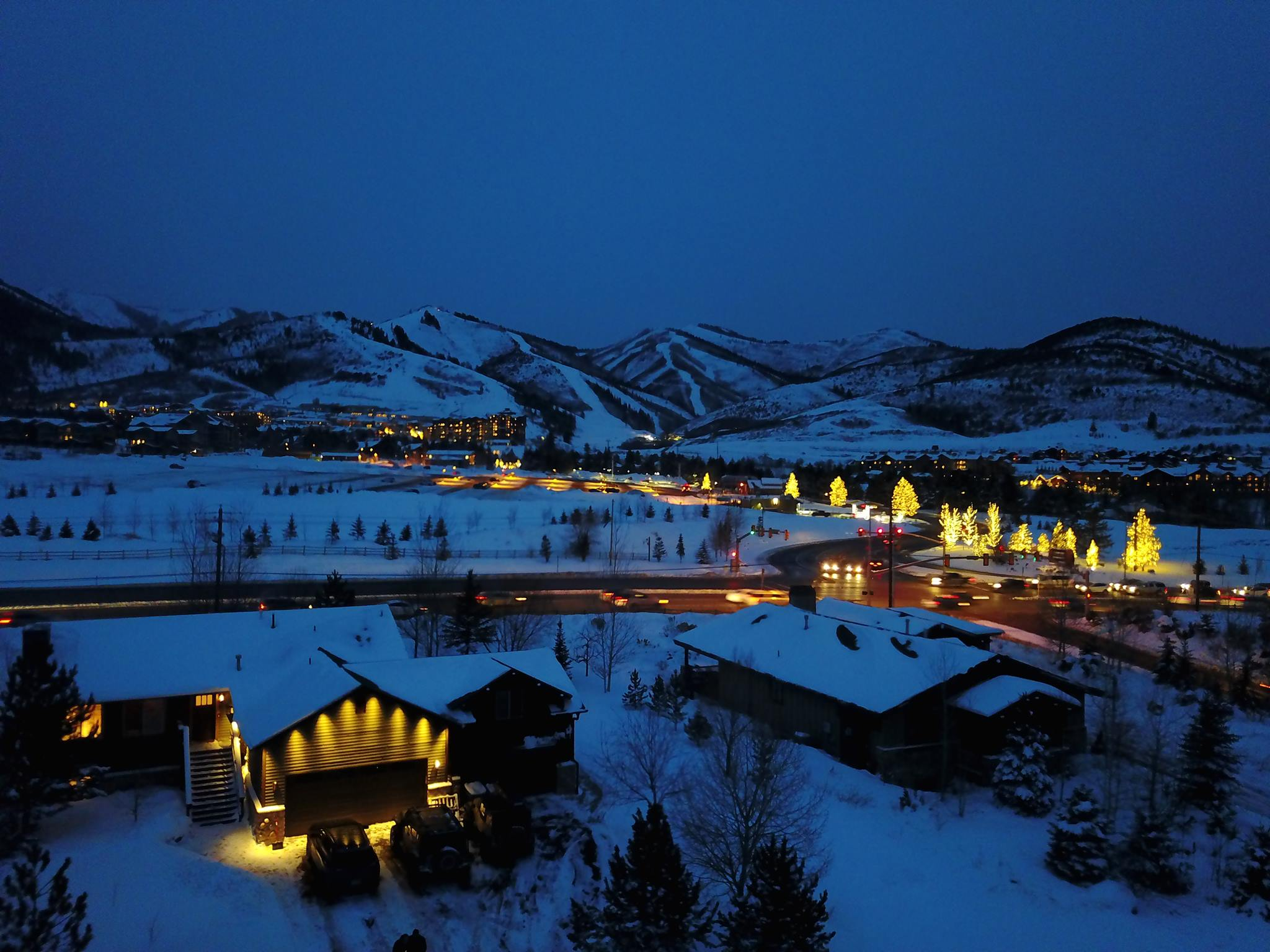 Park City Canyons an All Mountain Lodging Company in Utah