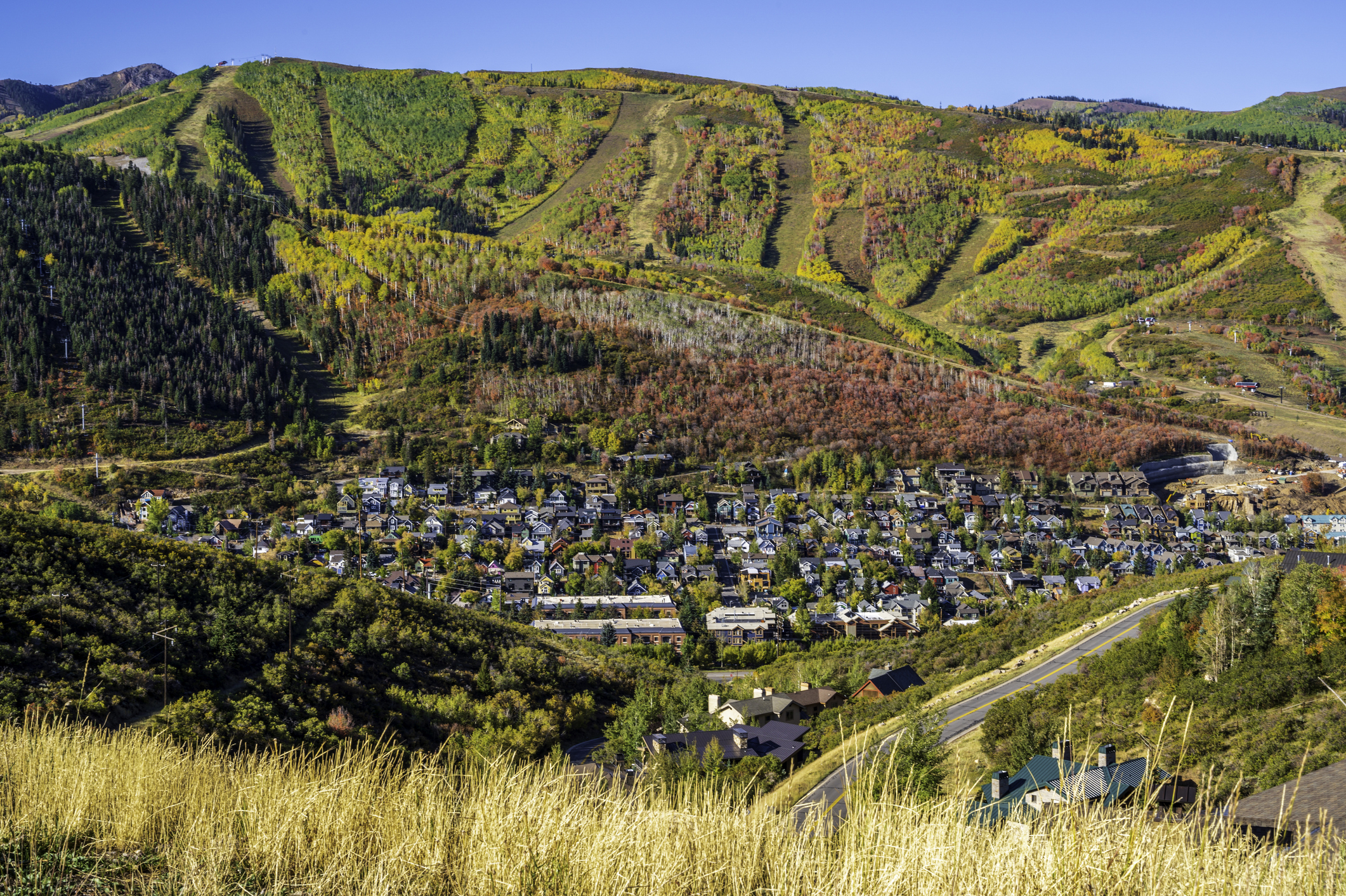 Park City Utah Things To Do In All Four Seasons Spring Summer Winter Autumn