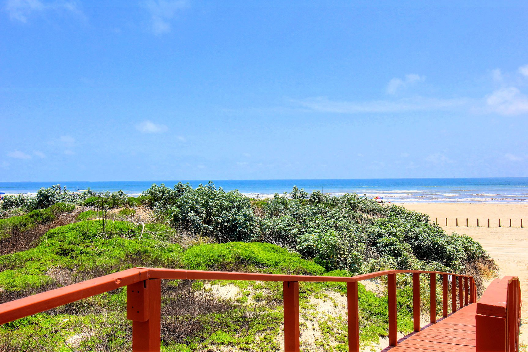Port A Beach House Company Port Aransas Mustang Island Beach Texas Gulf Coast
