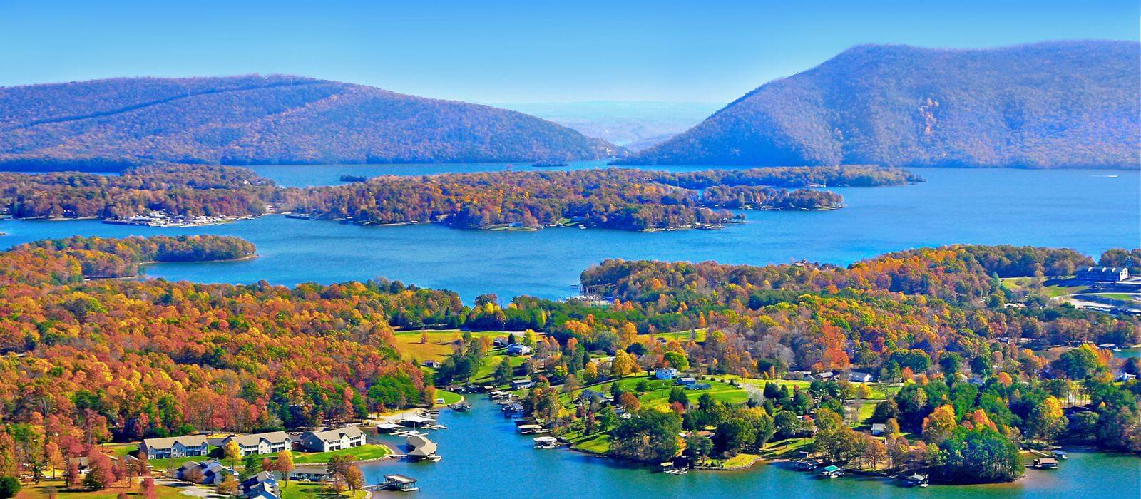 Premier Vacation Rentals Smith Mountain Lake Real Estate Property Management Vacation Rental Company.