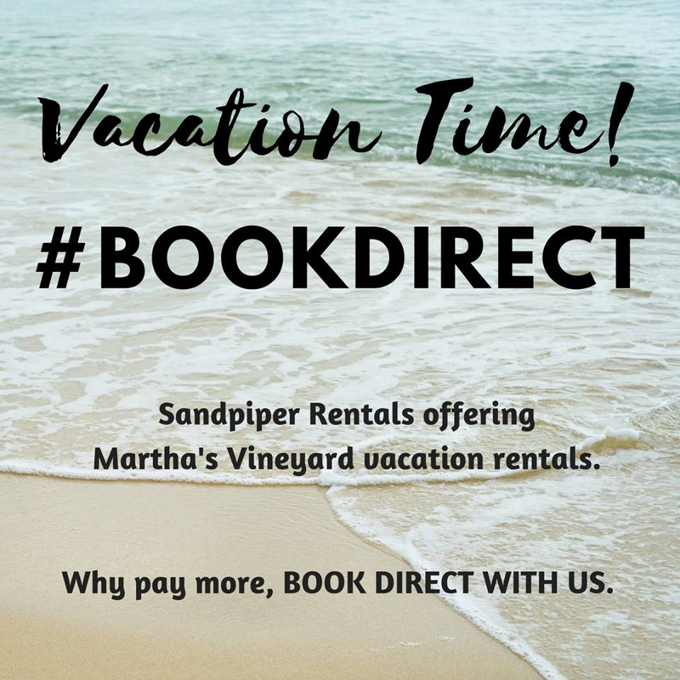 Book Direct with Sandpiper Rentals
