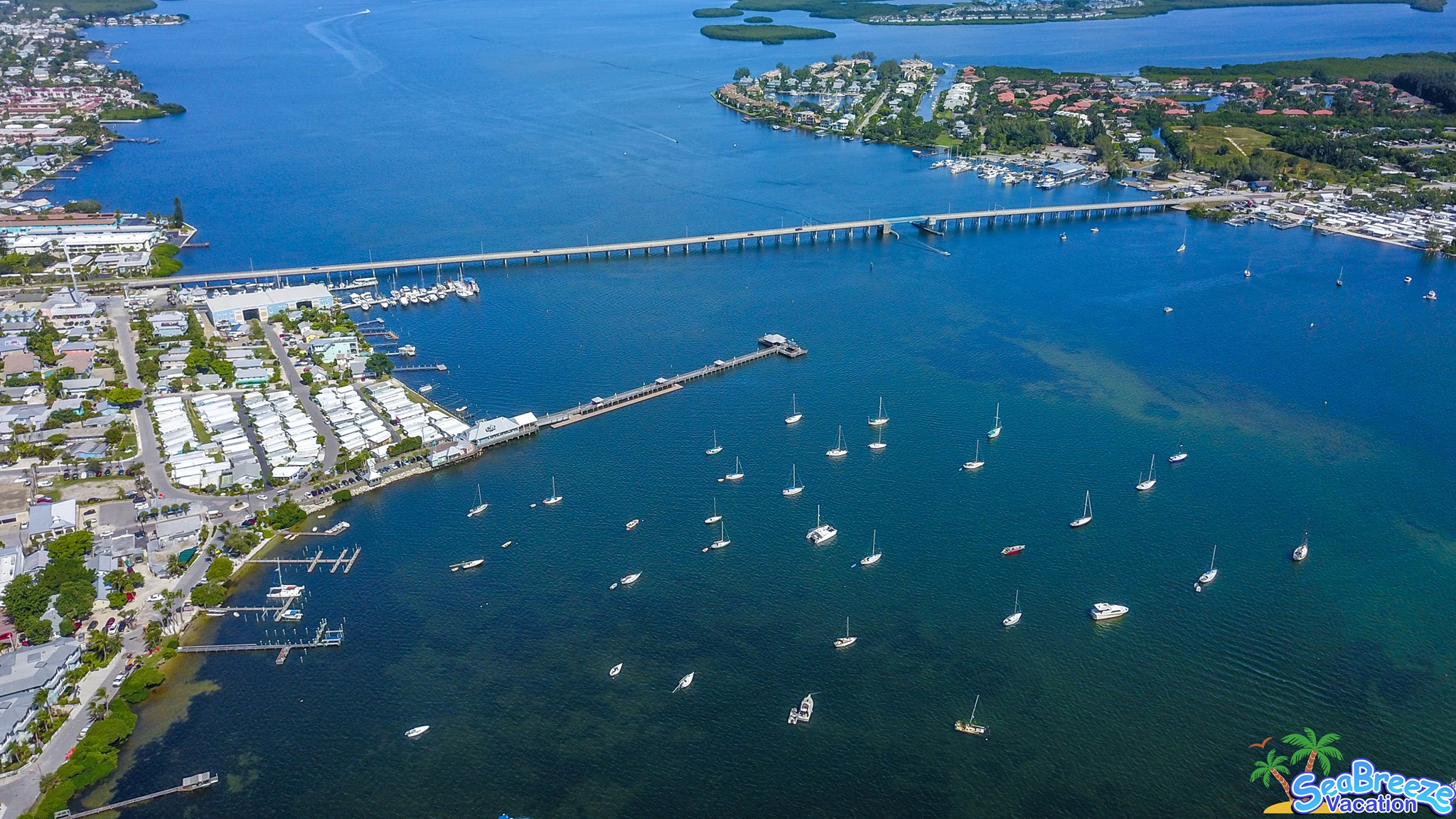 SeaBreeze Vacation Anna Maria Island Florida Bridge To Paradise