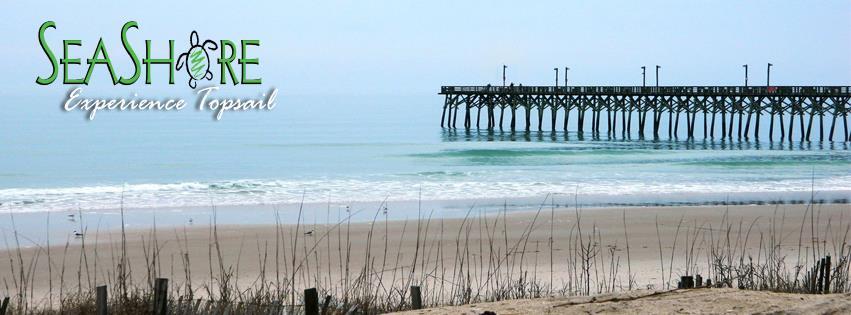 SeaShore Realty Group Topsail Island Coastal North Carolina.