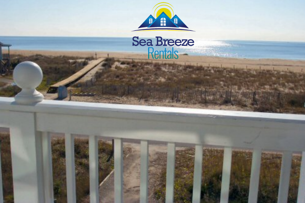 Seabreeze-Rentals-Real-Estate-Bald-Head-Island-North-Carolina-Deck-View