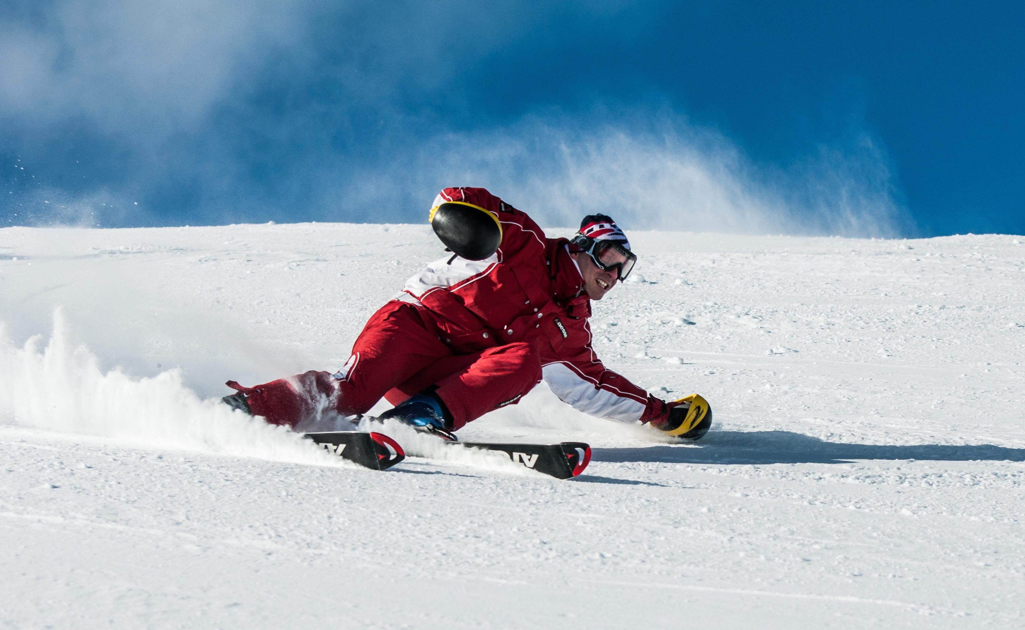 Skiing in Vail Colorado