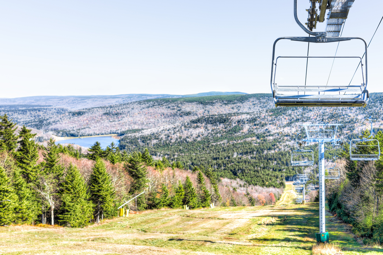 Snowshoe Mountain West Virginia Vacation Destination