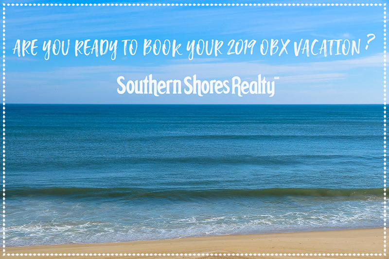 Book Direct and Book Local with Southern Shores Realty