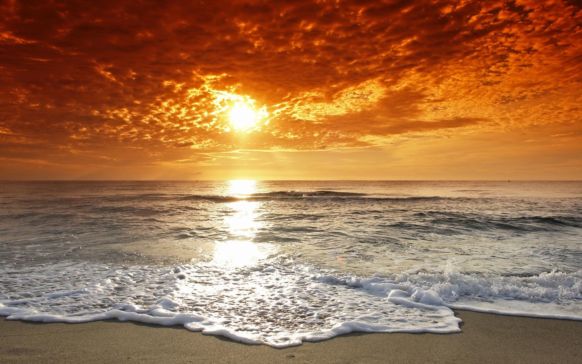 SunHost Resorts Johns Pass Madeira Beach Florida Beach During Sunset
