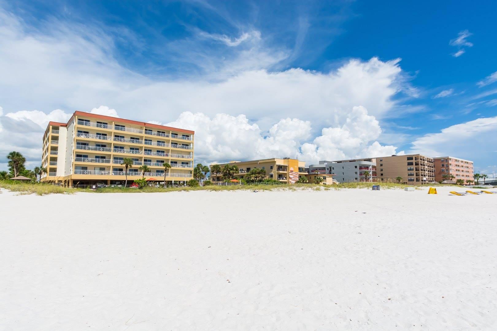 SunHost Resorts Johns Pass Madeira Beach Florida
