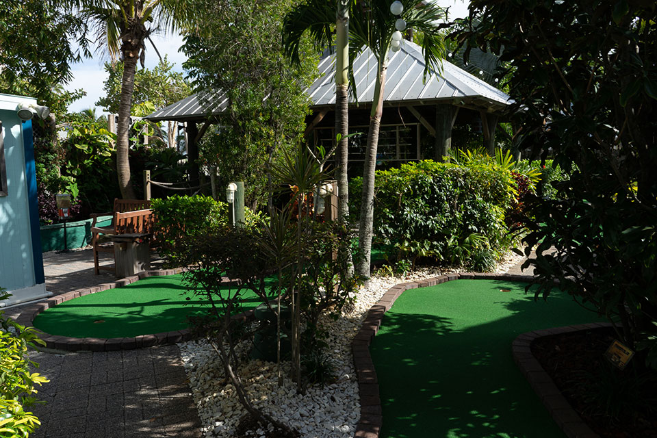 The Fish Miniature Golf