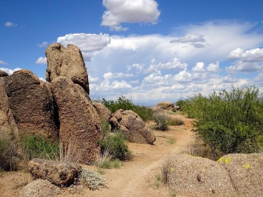 The Platinum Experience Phoenix Area Scottsdale Arizona Gooseneck Trail